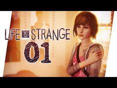 DIE VORAHNUNG! ♥ LIFE IS STRANGE • #01 • LET'S PLAY LIFE IS STRANGE - YouTube