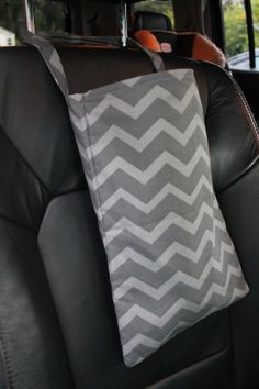 Gray Chevron Trash (or anything storage) Bag. Use coupon code HOLIDAY20 to receive 20% off your minimum order of $25.00! Domestic orders only. Exp 12.22.13