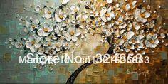 Goedkope , koop rechtstreeks van Chinese leveranciers: enorme kersenbloesem kunstwerk muurschildering landschap olieverfschilderij op canvas moderne paletmes schilderij home decor kunst aan de muurUs $ 79,99/stukmet de hand g