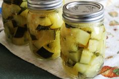 canned zucchini!! Who knew?! :)