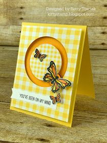 Stampin' Up! Butterfly Cards Handmade, Greeting Cards Handmade, Paper Cards, Diy Cards, Your Cards, Spinner Card, Tarjetas Pop Up, Slider Cards, Homemade Cards