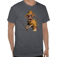 Grobboggler- a fanatasy creature. Artwork by 'Trick! http://www.zazzle.com/tricksplace*