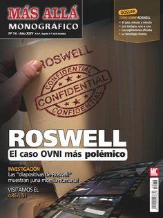 MÁS ALLÁ MONOGRÁFICO 76. Roswell, el caso ovni más polémico.