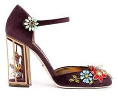 Dolce Gabbana fall shoes 2014