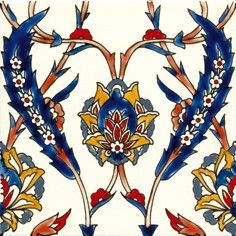 Khayam Rouge Ceramic Tile By LuxeTile