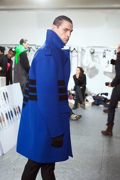 Semana de Moda Masculina de Paris/Inverno 2014 – Mugler