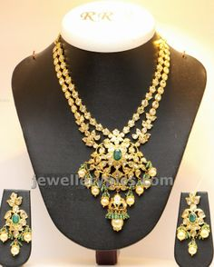 Pachi necklace set by Radha ghantasala RR jewellers - Latest Jewellery Designs