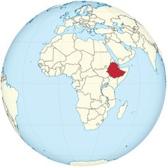 Ethiopia on the globe (Africa centered).svg