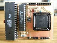 Charlie Robson writes about his latest project combining a Z80 with an Arduino: The AR80 #hamr #zilog #retro
