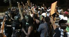 Who Is Behind The Riots? Charlotte Police Says 70% Of Arrested Protesters Had…
