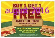 Subway Coupons Ends of Coupon Promo Codes MAY 2020 ! Is a of it's but It private Subway operator selling over 2019 in is restaurant, . Free Printable Coupons, Free Printable Calendar, Free Coupons, Printable Cards, Free Printables, Store Coupons, Grocery Coupons, Dollar General Couponing, Coupons For Boyfriend