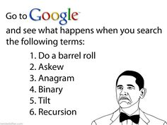 funny interesting google searches easter eggs - THIS IS FREAKING AWESOME