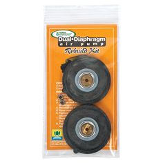 General Hydroponics Dual Diaphragm Rebuild Kit