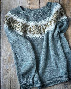 New Ideas For Knitting Patterns Pullover Brooklyn Tweed Tejido Fair Isle, Punto Fair Isle, Fair Isle Knitting Patterns, Knitting Designs, Knit Patterns, Blanket Patterns, Knitting Ideas, Brooklyn Tweed, Fair Isle Pullover