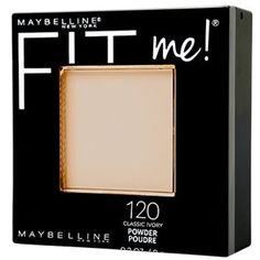 Maybelline New York Fit Me Matte Plus Poreless Powder, Classic Ivory, 0.29 Ounce ** Check this awesome product by going to the link at the image. (This is an affiliate link) #Makeup
