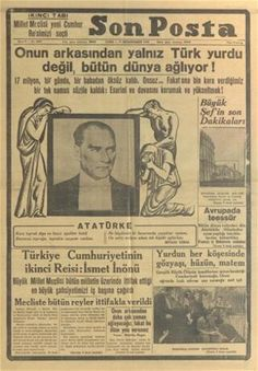 Inner Me, Great Leaders, My Man, Once Upon A Time, Vintage Posters, Istanbul, Nostalgia, History, Reading