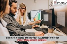 Insurance policy management software serves as a record management platform for all policy and procedure related information. It makes it easier to create workflows and automate processes. Damco offers a highly configurable policy management software that eliminates the hassles of storing physical files, organizing policies, and tracking communication. Harness the solution to improve business performance. Web Application Development, App Development Companies, Policy Management, Project Management Certification, Business Continuity Planning, Desktop Publishing, Cool Desktop, Ecommerce Solutions, Effective Communication