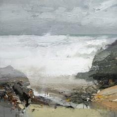 Chris Bushe White Tide, Foam and Spray, Islay