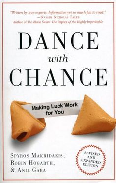 Dance with Chance, Updated Edition: Making Luck Work for You    Dance With Chance explores how luck operates in all aspects of human endeavour. Innovative and shocking, it examines the limits of predictability and demonstrates how, by abandoning the illusion of control, we can regain power over our future. Dealing with the core issues that matter to each of us – from happiness to success in our careers – it offers practical advice to attain mastery over uncertainty.