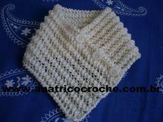www.anatricocroche.com.br : golas em trico