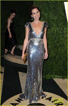 Minnie Driver & Marisa Tomei - Vanity Fair Oscars Party 2013