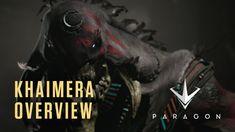 Epic Games präsentiert alle drei Wochen einen neuen Helden für sein Third-Person-MOBA Paragon. Mit dem heutigen Update geht Khaimera in den Kampf.  Khaimera ist ein mit Zwillingsäxten ausgerüsteter Nahkämpfer und Paragons erster Duellant – ein Held, der darauf spezialisiert ist, seine Ziele zu ...  https://gamezine.de/neuer-held-khaimera-betritt-die-arena-von-paragon.html