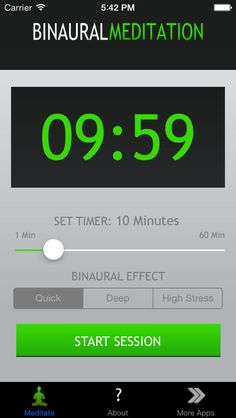 Binaural Meditation - Deep Mindfulness by TechBase LLC gone Free