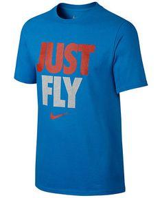 Nike Boys' Just Fly Tee