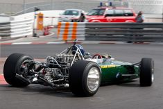 Lotus 49 Cosworth (Chassis R2 - 2010 Monaco Historic Grand Prix) High Resolution Image