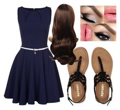 """""""Homicidal Liu female outfit"""" by kreepykitten ❤ liked on Polyvore featuring Closet and Aéropostale"""