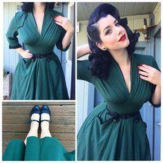 @missvictoryviolet on Instagram! Wearing Miss Candyfloss dress