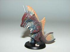 SD Titanosaurus Figure from Zacca Set! Godzilla Gamera Ultraman