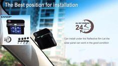 Car Tire Pressure Monitoring System 4pcs Internal External Sensors Alarm...