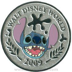 Walt Disney World® Resort Character Coins - Stitch