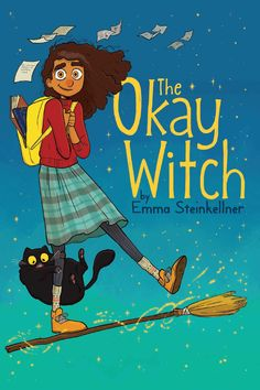 (Gr 4-8) Debut graphic novel full of humor and imagination. Belonging, identity and finding your personal powers are all themes that are packed into this beautiful graphic novel.