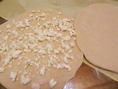 ΜΑΓΕΙΡΙΚΗ ΚΑΙ ΣΥΝΤΑΓΕΣ: Τηγανόπιτες με φέτα πεντανόστιμες !!! Feta, Dairy, Food And Drink, Cheese