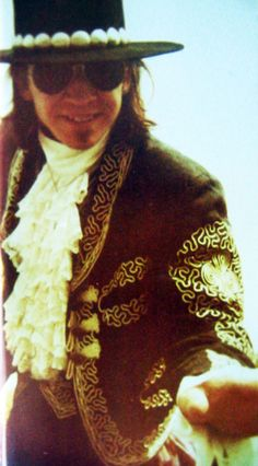 Mr.Stevie Ray Vaughan