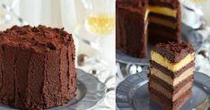 Tort de ciocolatá .    primul blat:   -  2 ouá   -  2 ling. fáiná   -  2 ling. zahár   -  ½ ling.... Tiramisu, Sweets, Cake, Ethnic Recipes, Food, Facebook, Birthday, Gummi Candy, Candy