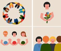 Five Minutes of COLOUR: Artist + graphic designer, @annakovecses