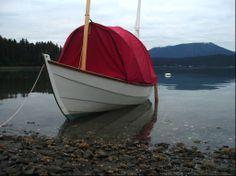 Camping aboard the Caledonia Yawl    l