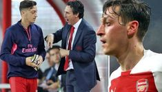 Mesut Ozil refuses to help Arsenal transfer push as Unai Emery spat gets even worse - sports popular NEWS Daily Express, Popular News, Arsenal, Football, Baseball Cards, Sports, Soccer, Hs Sports, Futbol