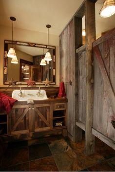 restroom stalls? shower stalls?