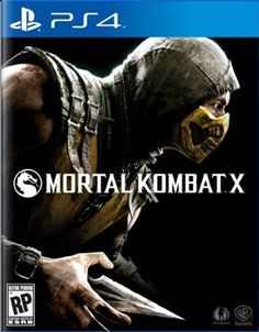Mortal Kombat X - PlayStation 4 and you shall be mine thanks to my awesome partner who has you preordered!!! ^.^