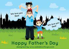 happy fathers day korea