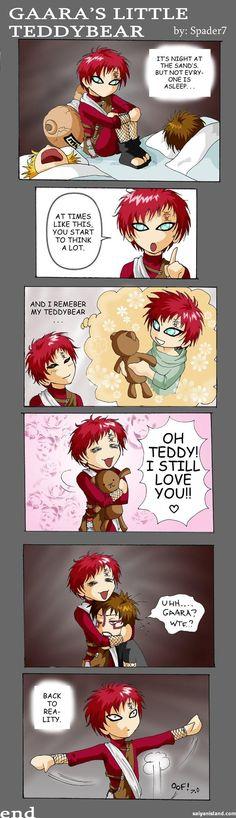 Naruto_Gaara´s Little TeddyBear