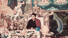 His Holiness Kyabje Trijang Chocktrul Rinpoche 14th Dalai Lama, Holi, Masters, Universe, Painting, Art, Master's Degree, Art Background, Painting Art