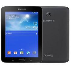 """Tablet Samsung Galaxy Tab3 7.0 Lite 8GB Wi-Fi Preto 7"""" (SM-T110NYKAZTO)"""