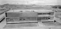Antitubercular Dispensary, Alessandria, architect Ignazio Gardella, 1938 – Period photo (Città di Alessandria, Fototeca Civica, Fondo Sartorio, n. inv. 851Sar-2351, ©all rights reserved).