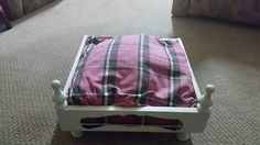 Check out this item in my Etsy shop https://www.etsy.com/au/listing/529030571/dog-bed-pet-bed-tartan-westies-scotties