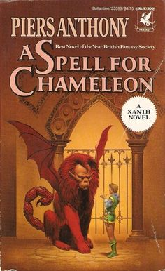 The Xanth Novels by Piers Anthony have been a favorite (read over and again) since I was a little kid
